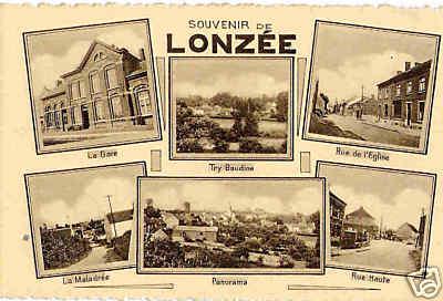 Carte postale de Lonzée